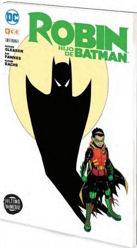 ROBIN HIJO DE BATMAN #02