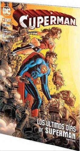SUPERMAN MENSUAL VOL.3 #054