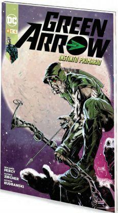 GREEN ARROW: INSTINTO PRIMARIO