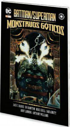 BATMAN / SUPERMAN: MONSTRUOS GOTICOS