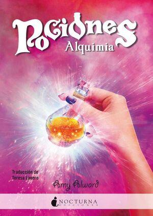 POCIONES #03. ALQUIMIA