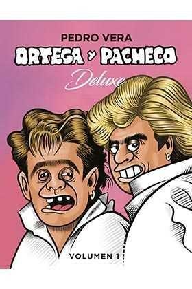 ORTEGA Y PACHECO DELUXE VOL. 01