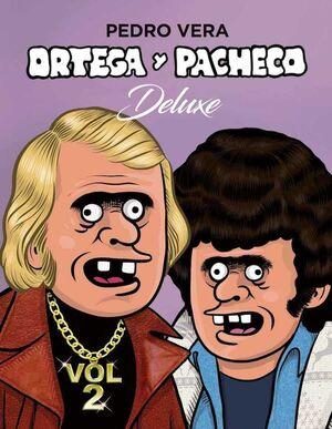 ORTEGA Y PACHECO DELUXE VOL. 02