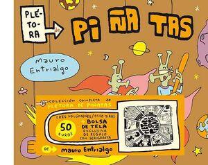 PLETORA DE PIÑATAS. PACK TRILOGIA
