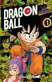 DRAGON BALL COLOR ORIGEN Y RED RIBBON #01