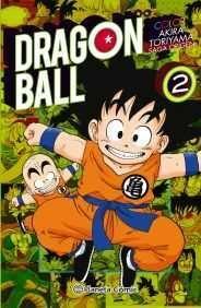DRAGON BALL COLOR ORIGEN Y RED RIBBON #02