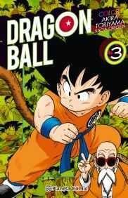 DRAGON BALL COLOR ORIGEN Y RED RIBBON #03