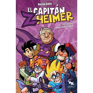 EL CAPITAN ZHEIMER #01