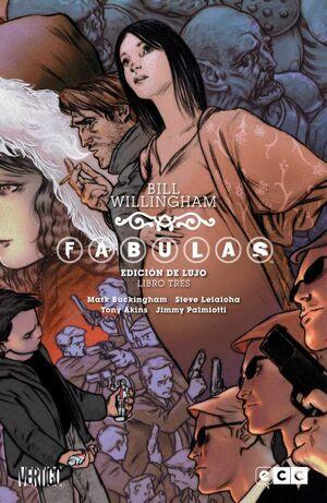 FABULAS ED. LUJO #03