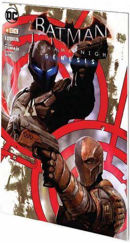 BATMAN: ARKHAM KNIGHT - GENESIS #05