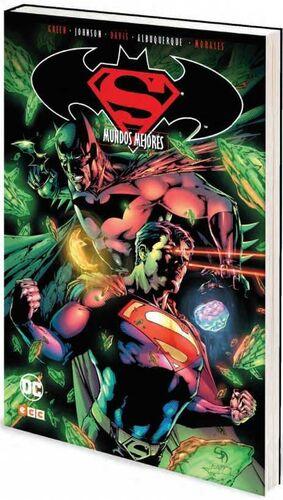 SUPERMAN / BATMAN VOL. 4: MUNDOS MEJORES