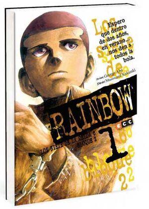 RAINBOW LOS SIETE DE LA CELDA 6 BLOQUE 2 #01