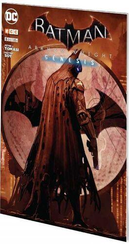 BATMAN: ARKHAM KNIGHT - GENESIS #06