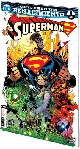 SUPERMAN MENSUAL VOL.3 #056 / RENACIMIENTO #01