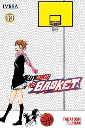 KUROKO NO BASKET #13