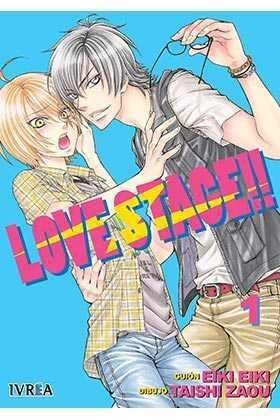 LOVE STAGE #01