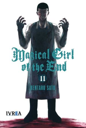 MAGICAL GIRL OF THE END #11