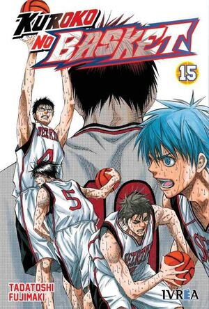 KUROKO NO BASKET #15