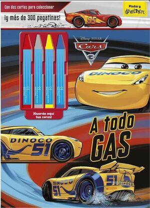 CARS 3. CERAS. A TODO GAS