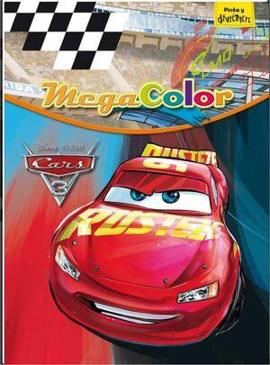 CARS 3. MEGACOLOR
