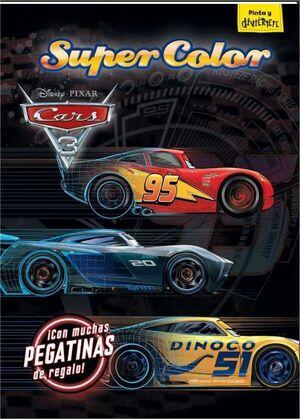 CARS 3. SUPERCOLOR