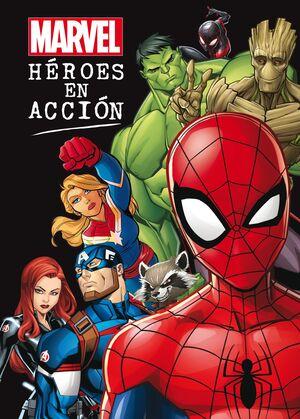 MARVEL. HEROES EN ACCION: RECOPILATORIO CUENTOS