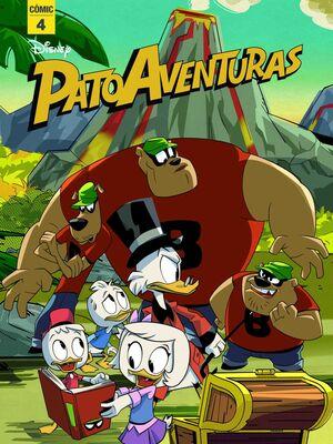 PATOAVENTURAS #04