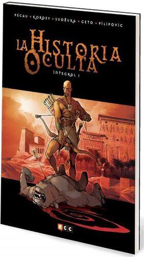 LA HISTORIA OCULTA. INTEGRAL #01