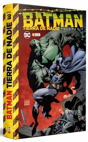 BATMAN: TIERRA DE NADIE #03