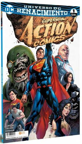 SUPERMAN: ACTION COMICS #01