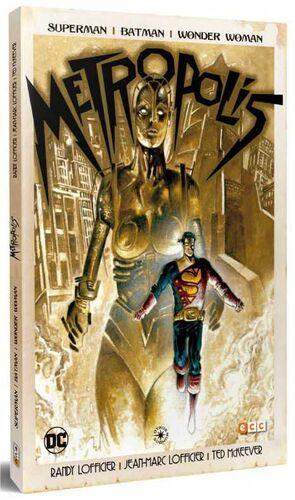 SUPERMAN / BATMAN / WONDER WOMAN: METROPOLIS