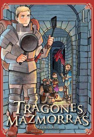 TRAGONES Y MAZMORRAS #01