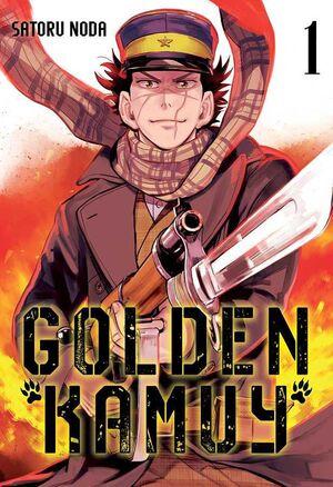 GOLDEN KAMUY #01