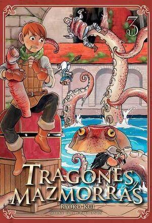 TRAGONES Y MAZMORRAS #03