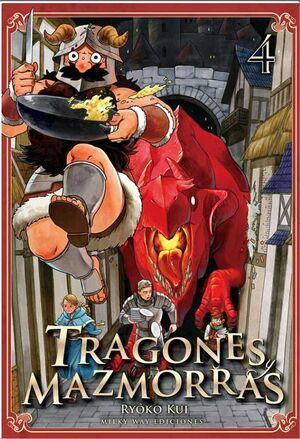 TRAGONES Y MAZMORRAS #04
