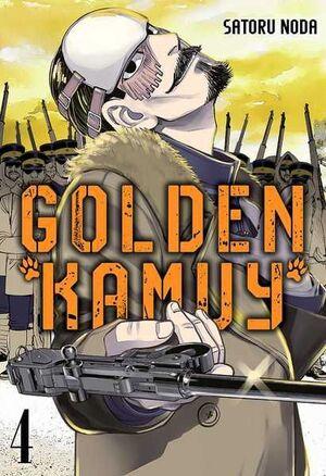 GOLDEN KAMUY #04