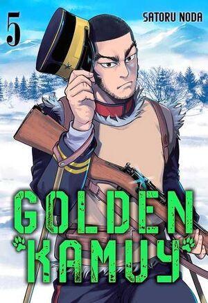 GOLDEN KAMUY #05