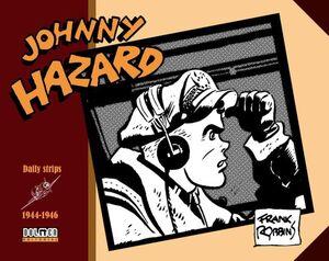 JOHNNY HAZARD 1944-1946