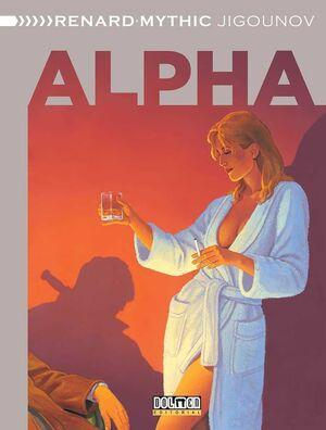 ALPHA. INTEGRAL #03