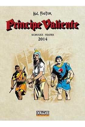 PRINCIPE VALIENTE 2014
