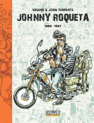 JOHNNY ROQUETA #03. 1986-1987