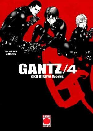 GANTZ 04 (PANINI)