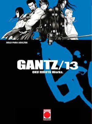 GANTZ 13 (PANINI)