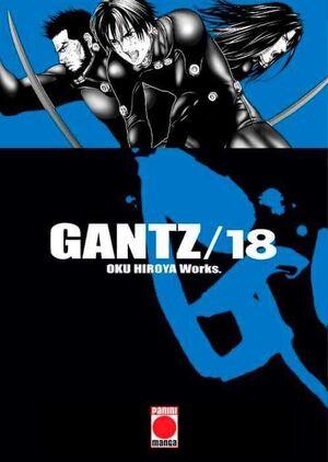 GANTZ 18 (PANINI)