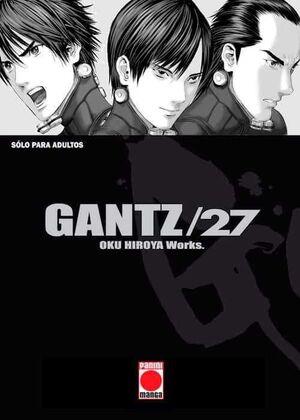 GANTZ 27 (PANINI)