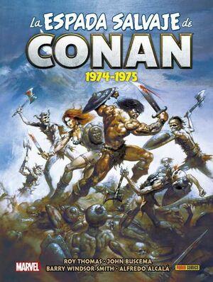 LA ESPADA SALVAJE DE CONAN #01. 1974-1975 (MARVEL LIMITED EDITION)