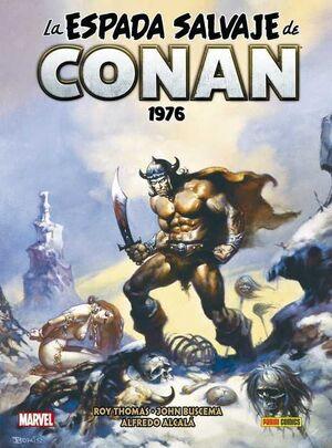 LA ESPADA SALVAJE DE CONAN #02. 1976 (MARVEL LIMITED EDITION)