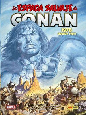 LA ESPADA SALVAJE DE CONAN #05 (MARVEL LIMITED EDITION)