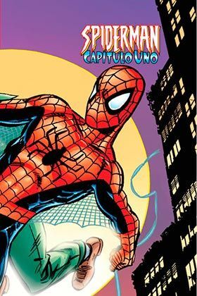 90´S LIMITED SPIDERMAN. CAPITULO UNO (MARVEL LIMITED EDITION)