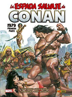 LA ESPADA SALVAJE DE CONAN #06. 1979  (MARVEL LIMITED EDITION)